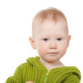 Little boy portrait — Stock Photo
