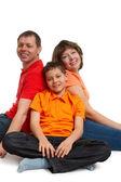Family portrait — Stockfoto