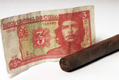 Cuba money — Stock Photo