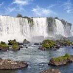 Iguassu falls — Stock Photo #3282266