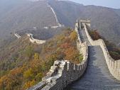 Chine grande muraille — Photo