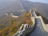 Great China Wall — Stock Photo