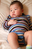 Baby fat — Stock Photo