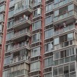 Apartment building in shanghai — Stock Photo #3862403
