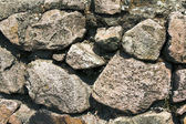 Background from stones — Stock Photo