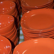 DINNERWARE . — Stock Photo