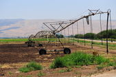 IRRIGATION PIVOT . — Foto de Stock