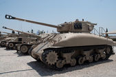 Army tanks. — Stock Photo