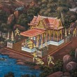 Thai Painting — Stock Photo