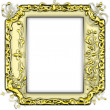 Photo frame — Stock Photo