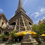 Eiffel tower in Las Vegas — Stock Photo