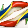 Colorful shoes — 图库照片 #3398527