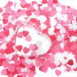 Stock Photo: Pink hearts