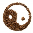 Coffee feng shui - Stock Photo