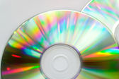 Colorful cd disk — Stock Photo