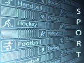 Sport — Stock Vector