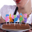 Stock Photo: Geburtstag, birthday