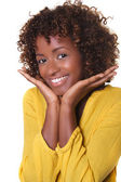 African face — Stock Photo