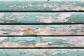Old wooden texture with peeling paint — Stock Photo