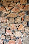 Textura de piedra de la pared — Foto de Stock