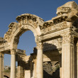 Ruins of Ephesus, Turkey - Stock Photo