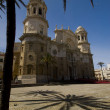 Cathedral in Cadiz, Spain — Stock Photo