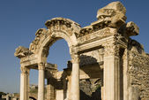 Ruins of Ephesus, Turkey — Stock Photo