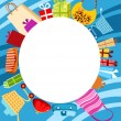 Royalty-Free Stock Imagen vectorial: Shopping card