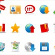 Universal Web icons 2 - Stock Photo