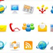 Universal Web icons 3 - Stock Photo
