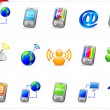 Universal Web icons 5 — Stock Photo