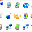 Universal Web icons 5 - Stock Photo