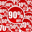 Stock Photo: Crazy Sale