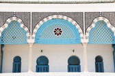 Arabic architecture — Stock Photo