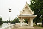 Pavillon bouddhiste — Photo