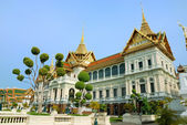 Grand palace royal thaialnd — Stock fotografie