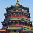 Temple in Summer Palace - Stock Photo