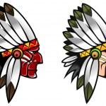 Indigenous — Stock Vector