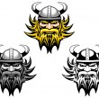 Ancient viking - Stock Vector