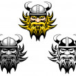 Ancient viking — Stock Vector #3386153
