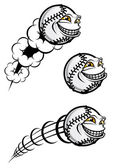Baseball symbol — Stock Vector