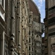 Main cathedral of Florence Duomo. Italy. — Stock Photo