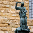 Sculpture near Palazzo Vecchio — Stock Photo #3399967