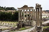 The Roman forum — Stock Photo