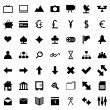 Web icons set - Imagens vectoriais em stock