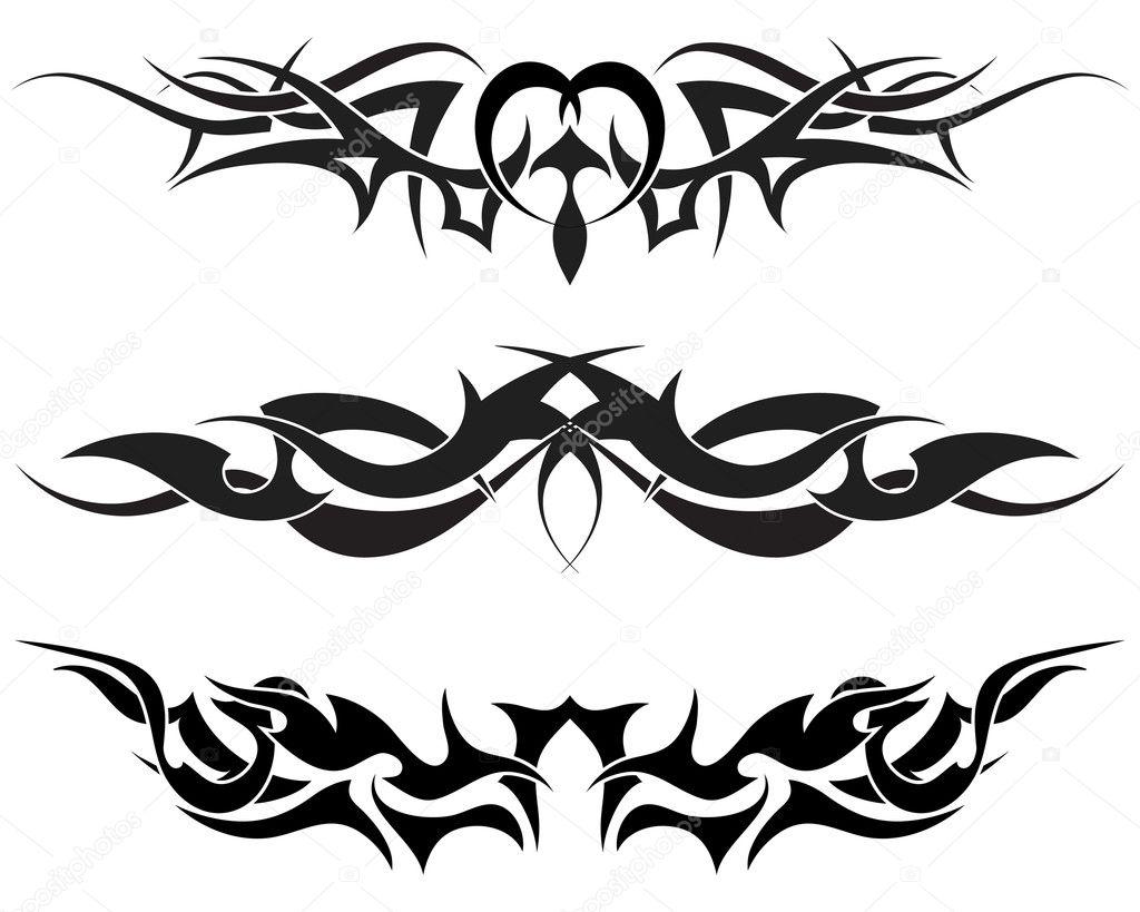 Татуировки иллюстрация 1107545 c павел
