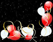 Ballonnen — Stockvector