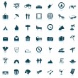 Travel icons set — Stockvector #3626845