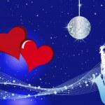 Valentine frame — Stock Vector #3631452