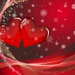 Royalty-Free Stock Vectorafbeeldingen: Valentine card